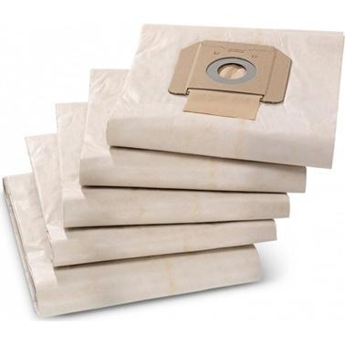 Karcher NT 65/2 6.904-285.0 5'li Kağıt Toz Torbası Renkli